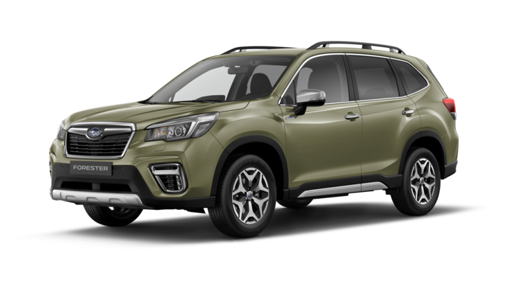 Subaru Forester e-BOXER 2.0ie Active